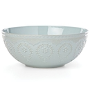 Lenox 886219 Chelse Muse Blue™ Medium Serving Bowl