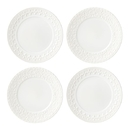 Lenox 886226 Chelse Muse White™ 4-piece Tidbit Plate Set