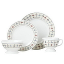 Reed & Barton 886264 Thomas O'Brien Ardeche No. 35™ 4-piece Dinnerware Set