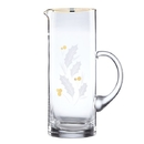Lenox 886860 Holiday™ Gold Glass Beverage Pitcher