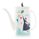 Lenox 886921 Disney Mary Poppins Returns Teapot