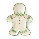 Lenox 887060 Holiday™ Gingerbread Man Accent Plate