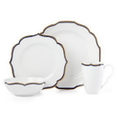 Lenox 888012 Contempo Luxe Sapphire™ 4-piece Place Setting