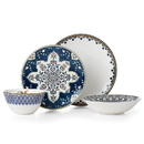 Lenox 889458 Global Tapestry™ Sapphire 4-piece Place Setting
