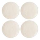 Lenox 890129 Textured Neutrals™ Netting 4-piece Dinner Plate Set