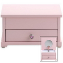 Reed & Barton M215PW Fairy Princess™ Musical Jewelry Box
