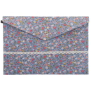 Aspire 6-Piece Floral File Envelopes Bags, 13