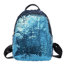 Aspire Sequins Backpack, Shiny Glitter School Backpack, Beach Bag