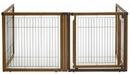 Richell 94170 4 Panel Convertible Elite Pet Gate