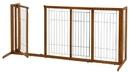 Richell 94189 Medium Deluxe Freestanding Pet Gate