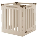 Richell 94191 Convertible Indoor Outdoor 4 Panel Pet Playpen