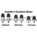 Perimeter Technologies PFA-002 Perimeter Medium Comfort Contacts - 5/8 in.