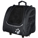 Pet Gear PG1240BK I-GO2 Traveler Pet Carrier - Black