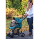 Pet Gear PG8030NZPG Happy Trails Lite NO-ZIP Pet Stroller - Pine Green