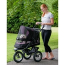 Pet Gear PG8450NVR NV No-Zip Pet Stroller - Rose
