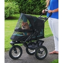 Pet Gear PG8450NVS NV No-Zip Pet Stroller - Skyline