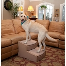 Pet Gear PG9720XLTN Easy Step II Extra Wide Pet Stairs - Tan