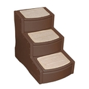 Pet Gear PG9730CH Easy Step III Pet Stairs - Chocolate