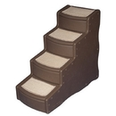 Pet Gear PG9740CH Easy Step IV Pet Stairs - Chocolate