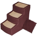 Pet Gear PG9823DBG Designer Stair III - Burgundy