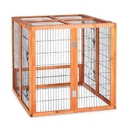 Prevue Hendryx PP-460PEN Rabbit Playpen - Small