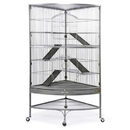 Prevue Hendryx PP-490 Large Coner Ferret Cage