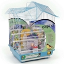 Prevue Hendryx PP-91110 Double Roof Bird Cage Kit