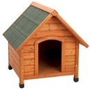 Ware W-01707 Premium Plus A-Frame Dog House - Large