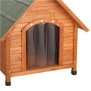 Ware W-01741 Premium Plus A Frame Dog House Door Flap - Medium