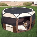 Ware W-02081 Deluxe Pop Up Pet Pen - Large