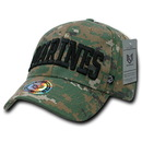 Rapid Dominance 943 - Marine Digital Military/Law Caps