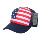 Rapid Dominance A11 Graphic Foam Trucker Cap, USA