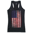 Rapid Dominance G02 Graphic Tanks, Distressed Flag