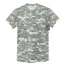 Rapid Dominance R38 - Woodland Camo Cotton T - Shirt, Tees