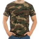 Rapid Dominance R38 - Woodland Camo Cotton T - Shirt, Tees