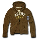 Rapid Dominance R44 - Waffle Lined Military Fleece Hoodie