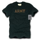 Rapid Dominance R57 - Felt Applique Military, Law T - Shirt