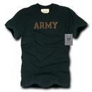 Rapid Dominance R57 - Felt Applique Military, Law T - Shirt
