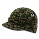 Rapid Dominance R604 - Camouflage Jeep Caps/Visor Beanies