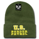Rapid Dominance R81 - Embroidered Military, Law Beanies