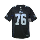 Rapid Dominance S12 Graphic Football Jersey