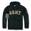 Rapid Dominance S43 - Full Zip Fleece Military Hoodies
