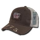 Rapid Dominance S85 Vintage Patch Military Mesh Caps