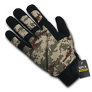 Rapid Dominance T09 - Digital Camo Tactical Gloves