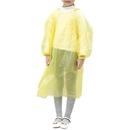 GOGO Waterproof Emergency Rain Poncho with Sleeves for Kid
