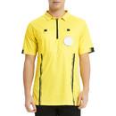 TOPTIE Men's Soccer Referee Jersey Officials Pro Short Sleeve Referee Shirts