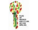 Jet Key SC1-355 SC1 Group Of - Flag Of Mexico