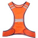 GOGO Reflective Vest for Running or Cycling, Adjustable & Safety & High Visibility, Motorcycle Jacket / Running Shirt