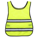 GOGO High Visibility Safety Vest, Mesh Safety Vest with Reflective Stripes