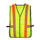 GOGO Bright Traffic Work Construction High Reflective Safety Vest